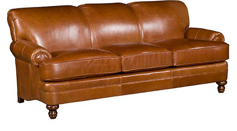 King Hickory - Amanda Leather Sofa - 5650-L