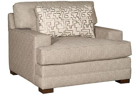 King Hickory - Morocco Fabric Chair - 5701