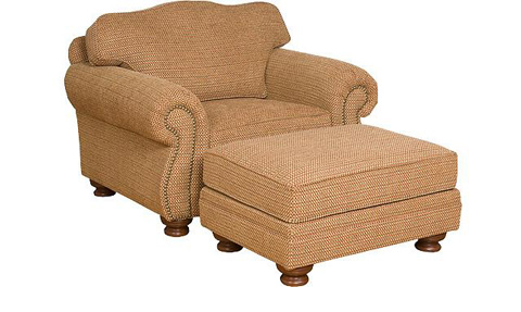 King Hickory - Helen Fabric Chair - 6101