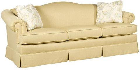 King Hickory - Milwaukee Fabric Sofa - 6800