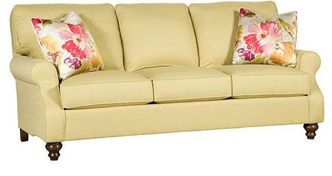 King Hickory - Zoe Fabric Sofa - 6900