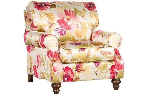King Hickory - Zoe Fabric Chair - 6901