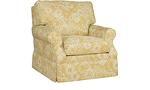 King Hickory - Zoe Fabric Chair - 7001