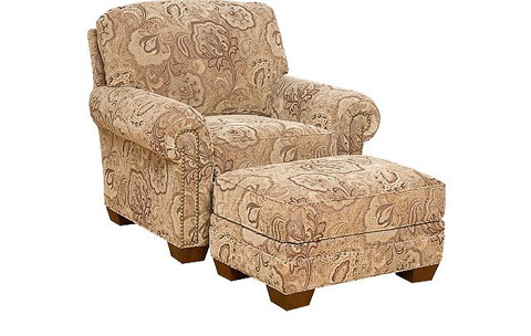 King Hickory - Candice Fabric Chair - 8601