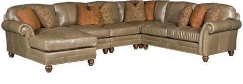 King Hickory - Katherine Sectional Sofa - KATHERINE SECTIONAL-FL