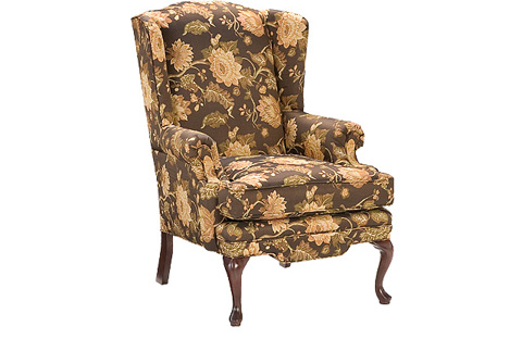 King Hickory - Sandra Upholstered Chair - 0461