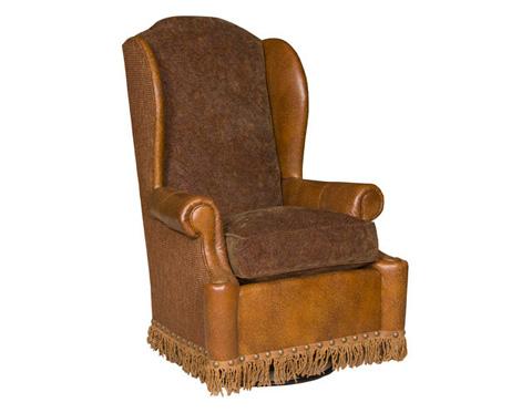 King Hickory - Sunset Swivel Glide Chair - 0501-SLF