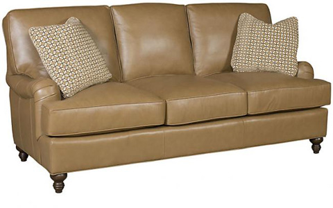 King Hickory - Chatham Leather Sofa - 5900