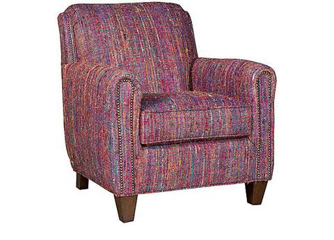 King Hickory - Austin Fabric Chair - C31-01