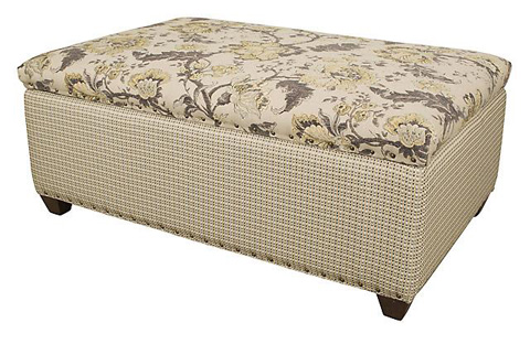 Image of Depot Storage Ottoman