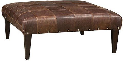 King Hickory - Moderne Ottoman - W-007-4848-L