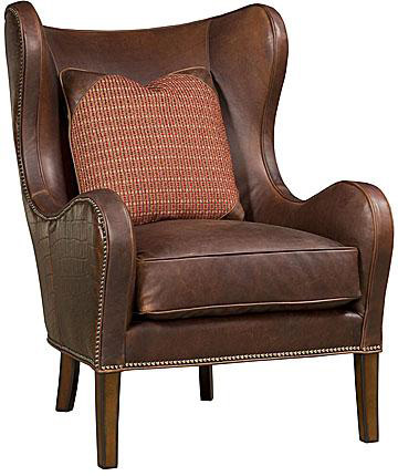 King Hickory - Marlin Chair - W35-01-L