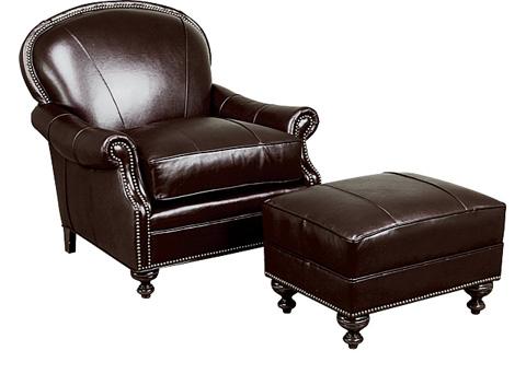 King Hickory - Pinehurst Chair and Ottoman - 50811/50818L
