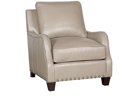 King Hickory - Santa Cruz Leather Chair - 3208/3208L