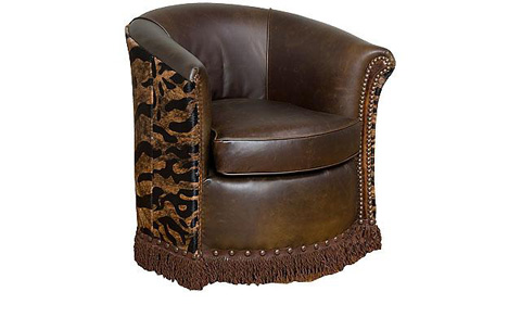 King Hickory - Wonder Swivel Chair - 0131-S