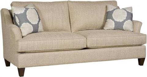 King Hickory - Melrose Fabric Sofa - 1485