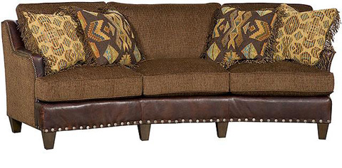 King Hickory - Melrose Conversation Sofa - 1465-LF