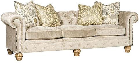 King Hickory - Empire Fabric Sofa - 2900