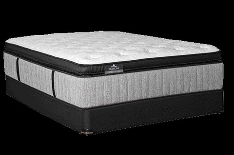 Image of Expectation Plush Top Mattress Set