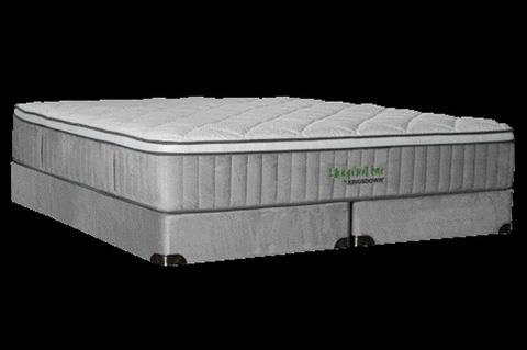 Image of Sleep To Live 200 Blue Mattress Set