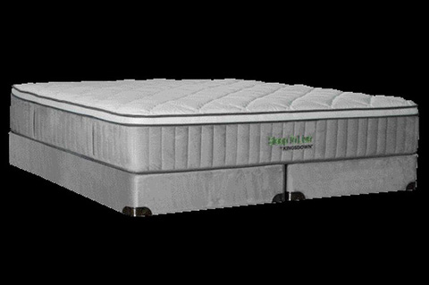 Image of Sleep To Live 200 Red Mattress Set