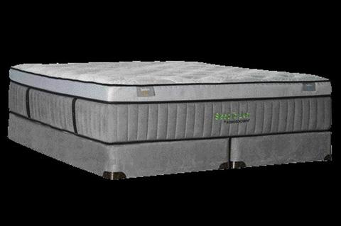 Image of Sleep To Live 800 Green Mattress Set