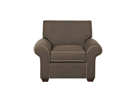 Klaussner Home Furnishings - Patterns Chair - 19000 C