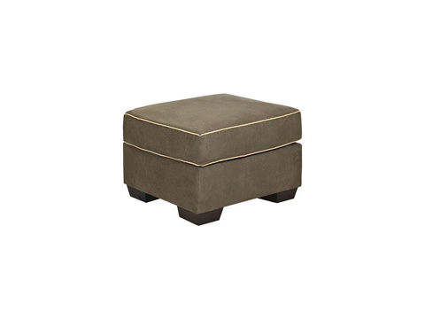 Klaussner Home Furnishings - Patterns Ottoman - 19000 OTTO