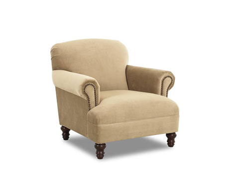 Klaussner Home Furnishings - Barnum Chair - 2410 C