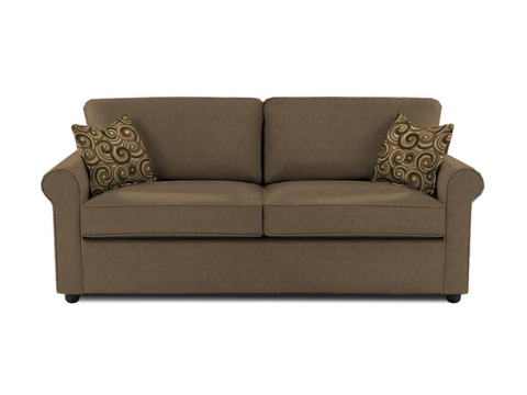 Klaussner Home Furnishings - Brighton Sofa - 24900M S