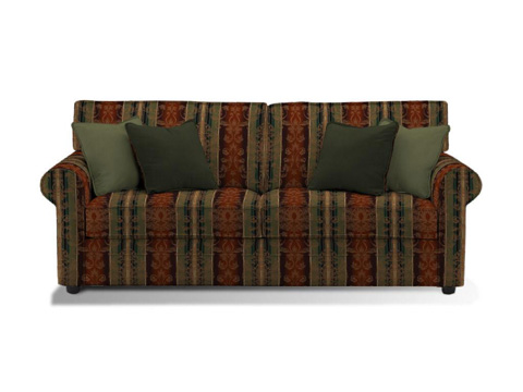 Klaussner Home Furnishings - Comfy Sofa - 36300M S