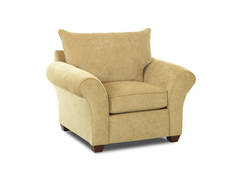 Klaussner Home Furnishings - Fletcher Chair - 36600 C
