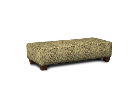 Image of Wayne Manor Ottoman