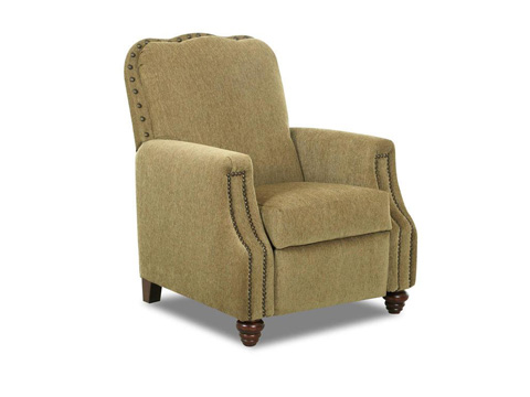 Klaussner Home Furnishings - Gabby High Leg Recliner - 51408 HLRC