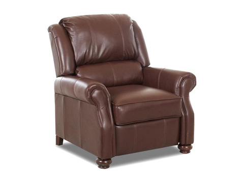 Klaussner Home Furnishings - Julia High Leg Recliner - 53608 HLRC