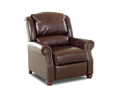Klaussner Home Furnishings - Juliet High Leg Recliner - 53618 HLRC