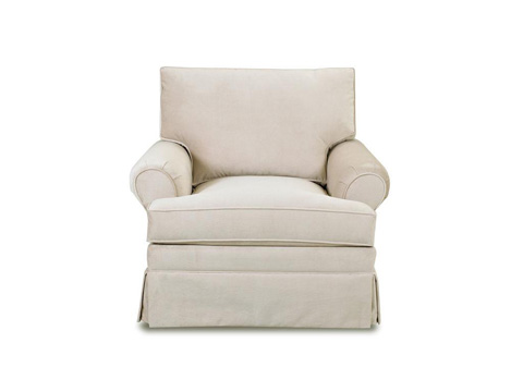 Klaussner Home Furnishings - Carolina Chair - 750 C