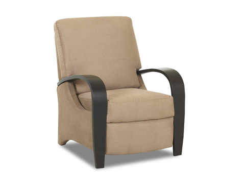 Klaussner Home Furnishings - Ralph High Leg Recliner - 75408 HLRC