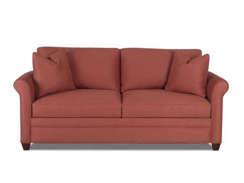Klaussner Home Furnishings - Dopler Sofa - 77400 S