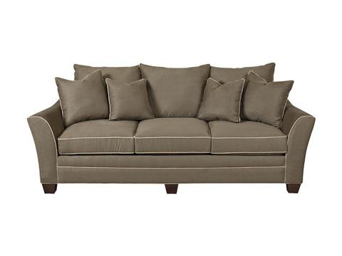 Klaussner Home Furnishings - Posen Sofa - 83800 S