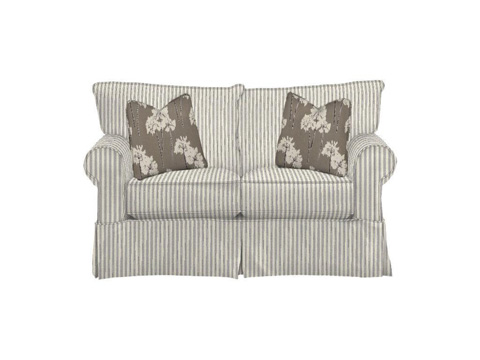Klaussner Home Furnishings - Jenny Loveseat - D16700L S
