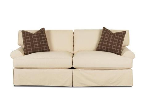 Klaussner Home Furnishings - Lahoya Sofa - D28100 S