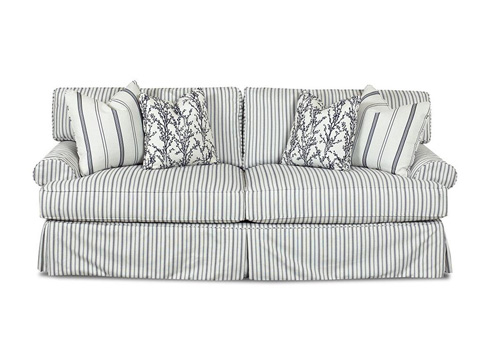 Klaussner Home Furnishings - Lahoya Sofa - D28140M S