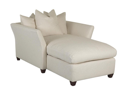 Klaussner Home Furnishings - Fifi Chaise Lounge - D28944 CHASE
