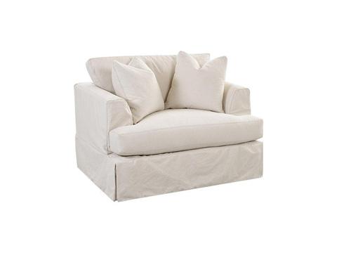 Klaussner Home Furnishings - Bentley Chair - D92100 C