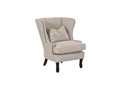 Klaussner Home Furnishings - Krauss Chair - D9410 C