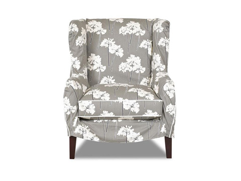 Klaussner Home Furnishings - Polo Chair - D97100M C