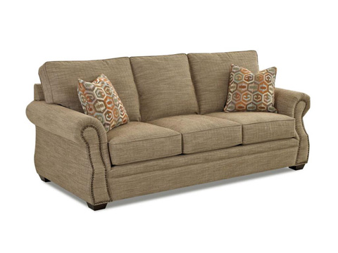 Klaussner Home Furnishings - Jasper Sofa - K12310 S