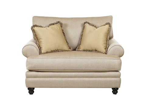 Klaussner Home Furnishings - Darcy Chair - K33230F C