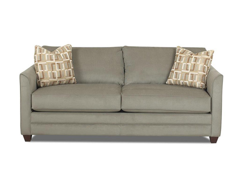 Klaussner Home Furnishings - Tilly Sofa - K84200P S